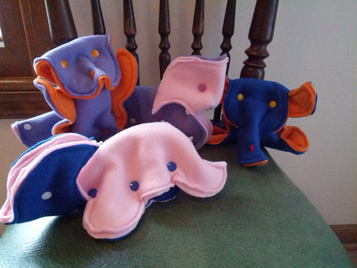 menagerie for my friend's kids